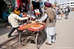 Straßenhändler - Amritsar