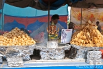 Leckereien auf dem Shiva-Fest in Amritsar