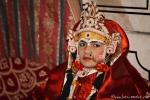 Kind im Durgiana Mandir- Tempel - Amritsar