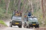 Warten auf den Tiger - Corbett National Park