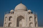 Ein Traum in weißem Marmor - Taj Mahal, Agra