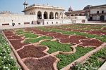 Mogulgarten - Red Fort, Agra