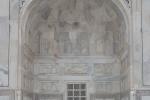 Bogennische des Taj Mahal - Agra