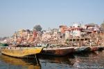 Varanasi vom Boot aus
