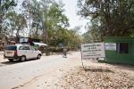 Eingang zum Bandhavgarh National Park