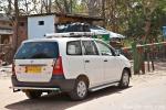 Unser Fahrzeug - Toyota Innova