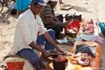 Geflügelverkäufer