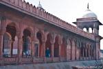 Jami Masjid - Indiens größte Moschee, Delhi