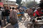 In den Straßen der Altstadt, Delhi