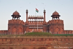 Haupteingang zum Lal Qila (Red Fort) - Delhi