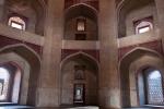 Sarkophag im Humayun`s Grabmal - Delhi