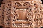 Details im Mehrauli Qutb Komplex, Delhi