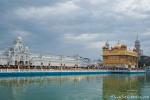 Tempelanlage - Goldener Tempel, Amritsar