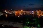 Blick auf die Tempelanlage - Goldener Tempel, Amritsar
