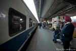 Auf dem Bahnhof von Amritsar