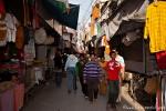 In den Straßen von Haridwar