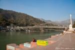 Am Ufer des Ganges - Rishikesh