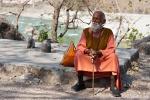 Heiliger Mann - Rishikesh