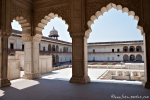 Khas Mahal - Red Fort, Agra