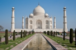 Der romantischste Liebesbeweis der Welt - Taj Mahal, Agra