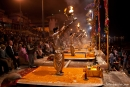 Ganga-aarti am Dasashwamedh Ghat - Varanasi