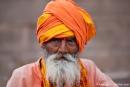 Sadhu - Heiliger Mann in Varanasi