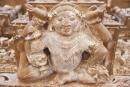 Götterstatue - Khajuraho