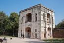 Im Nizamuddin-Komplex - Delhi