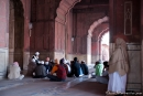 Moslems beim Gebet - Jami Masjid, Delhi