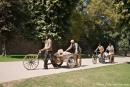 Bauarbeiter im Nizamuddin-Komplex - Delhi