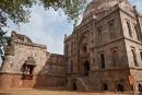 Bara Gumbad Moschee, Lodi Garten Delhi