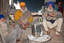 Pause in der Garküche - Goldener Tempel, Amritsar