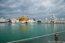 Weitläufiger Tempelkomplex - Goldener Tempel, Amritsar