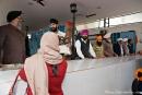 Schuhwächter am Goldenen Tempel - Amritsar