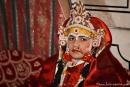 Kind im Durgiana Mandir-Tempel - Amritsar