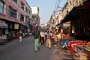 Straßenszene - Haridwar