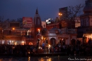 Ganga aarti am Hari-ki-Pauri-Ghat - Haridwar