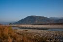 Kaum vorstellbar, wenn dieses Flussbett gefüllt ist - Corbett National Park