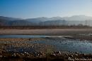 Der Wasserstand nimmt täglich ab - Corbett National Park