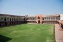 Innenhof von Diwan-i-Aam - Red Fort, Agra