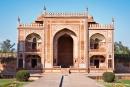 Im Itimad-ud-Daula-Komplex, Agra