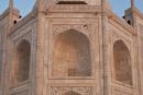 Bogennischen des Taj Mahal -  Agra