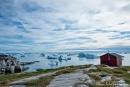 Eisberge vor Rodebay