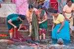 Der Ganges ist Lebensader - Varanasi