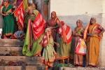 Morgens am Ganges - Varanasi