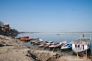 Die Lebensader von Varanasi - der Ganges