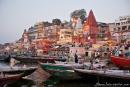 Morgens am Dasashwamedh Ghat - Varanasi
