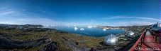 Panoramen Grönland